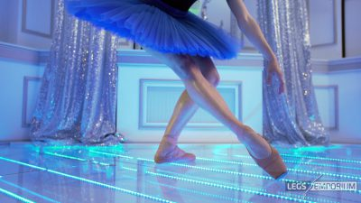 Nastya - Blue Tutu and Legs Ballet 1 - 4K_3