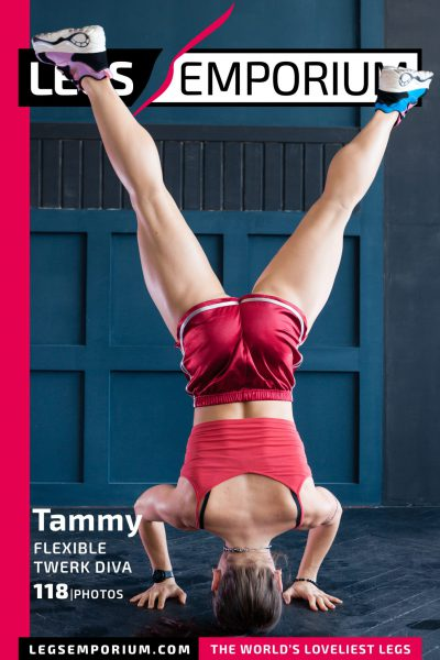 Tammy - Flexible Twerk Diva COVER