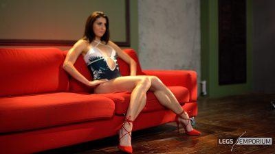 Jennifer - Strong Legs, Hot Woman 2_8