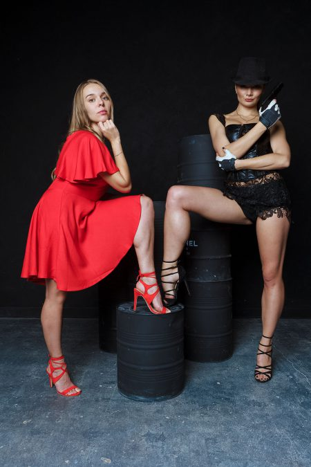 Iryna & Elena