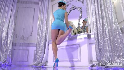 Elena - Dancing Stewardess Dreams 4K_2