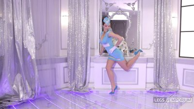 Elena - Dancing Stewardess Dreams FullHD 1_2