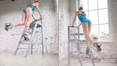 Katya - All Legs, So Fine HD_3