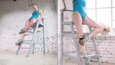 Katya - All Legs, So Fine HD_6