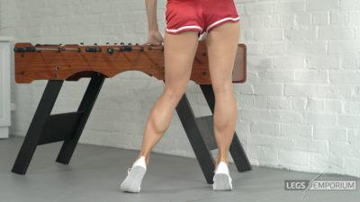 Alisa - Athletic Shapely Legs Babe 1_1