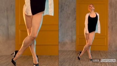 Anastasia - Smooth Moving Princess Sculpted Calves_6