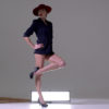 Heather - Lovely Long Sexy Legs Beauty 1