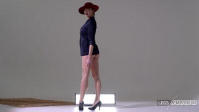 Heather - Lovely Long Sexy Legs Beauty 2_1